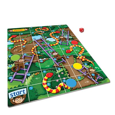 Image 2 of Orchard Mini Game Jungle Snakes and Ladders  (£5.50)